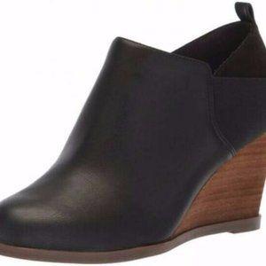 NEW Dr. Scholls Women's Parler Ankle Boot Black 10